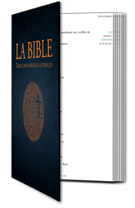 pages interieures bible édition cuir